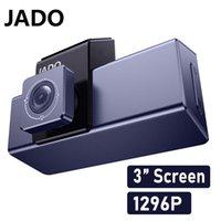 JADO 2020 Nueva D320C cámara del coche DVR IPS color de la pantalla Dash 24H cámara del estacionamiento del monitor de conducción del coche DVR de la rociada