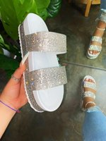 Summer Women Sandals Fasion Shoes Slip- on Jelly Shoes Ladies...
