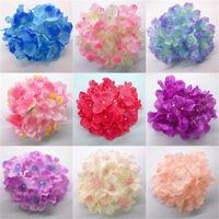 متعدد الألوان المجفف بيع الحرير زهرة البلاستيك الاصطناعي الزهور الأيدي الكوبية رائعة وفريدة من نوعها الرئيسية الديكورات الساخن 0 5ML E2