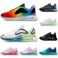 air max 720 airmax 720s Bubble Pack authentic sneakers Be True Sea Forest Oreo Golden Aqua Powder Undercover x men trainers