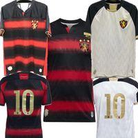 2021 Spor Kulübü Recife 115th Yıldönümü Ev Kızılderili Beyaz Erkek Futbol Formaları Brezilyalı Recife Camisa de Futebol Futbol Gömlek 20 21