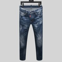 SS20 New Arrival Top Quality Brand Designer Men Denim Jeans ...