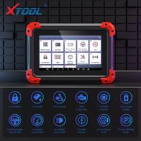 100% original XTool X100 pad Même fonction que x300, programmateur de clé auto x100 avec la mise à jour de la fonction spéciale en ligne x300 pro