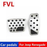 pedali auto per Jeep Renegade Compass Fiat 500X 2014-2020 Freni Gas pedale acceleratore a pedale