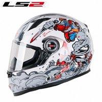 LS2 FF358 Tam Yüz Motosiklet Kaskı Samurai Yarışı Capacete Ls2 Kask Erkek Kadın Kasko Motocascos Para Moto ECE Casque Moto Ucuz He U6r5 #