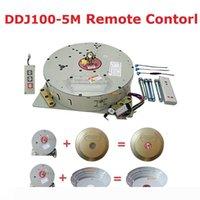 Auto Controle remoto iluminação da grua candelabro de cristal Talha levantador cabo guincho elétrico Luz de elevação sistema de lâmpada Motor DDJ100 5m