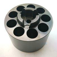Гидравлические запчасти двигателя 51V110 Цилиндр блока для ремонта Sauer Piston Насос Высококачественные насосные аксессуары