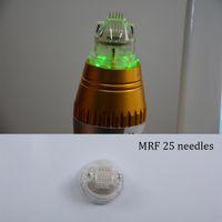 MicroneEdles İpuçları Fraksiyonel RF Mikronedle Yüz Cilt Kaldırma Makinesi Cilt Bakımı için 25 İğneler 49 İğneler 81 İğneler 64 Pin Thermtime Ucu