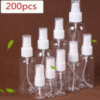 200pcs Bottles 5 10 20 30 60 80 100 120 250ml Refillable Tra...