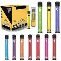XTRA XL XTRA Dispositivo desechable Kit de vapor de 400mAh Desechables Puffs Bang Capacidad 600 Starter XL Bang Vape Pen 2.5ml E Cigarrillo Volum USKS