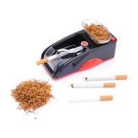 Hot Beautiful design pequeno Portal elétrica Tobacco Cigarette rolamento de rolos Injector Criador Bong acessórios de vidro máquina