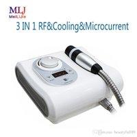 3 في 1 RF hydrafacial المحمولة فراغ التبريد الجمال معدات كرو كرو القلم آلة الوجه للمنزل