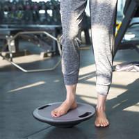 Yoga Equilibrio Placa Ejercicio Gimnasio Sport Performance aptitud balance Ejercicio Junta de ABS + TPR Entrenamiento Yoga antideslizante Equilibrio Equipo VT1398