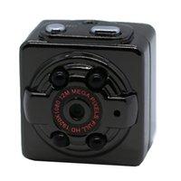 SQ8 미니 카메라 HD 1080P 센서 야간 투시경 캠코더 모션 DVR 마이크로 스포츠 DV 비디오 소형 지원 TF 카드