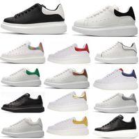 alexander mcqueens mcqueen mqueen 2021 مصمم الرجال النساء espadrilles الشقق منصة الأحذية المتضخم espadrille أحذية رياضية مسطحة مع مربع