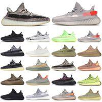 adidas yeezy boost 350 v2 2020 Eliadá criado hombres mujeres zapatos para de cemento cola Asriel Luz de azufre yecheil oreo para hombre zapatillas de deporte de los formadores