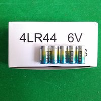 12V 23A аккумулятор + 6 В 4LR44 щелочные батареи Каждый 10000 шт.