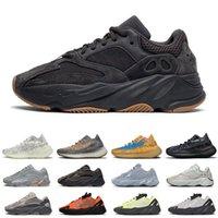Utilidad barato Negro 500 zapatillas deportivas para hombres, mujeres niebla reflexivo zapatos calientes del 700 deportes al aire libre suave Visión Fósforo para mujer para hombre
