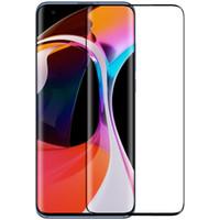 3D изогнутые закаленные стеклянные стекла экрана защитная крышка премиум полный охват пленки пленки для Xiaomi Mi 11 Ultra Note 10 Lite CC9 Pro