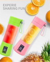 Электрические фруктовые соковыжималки, 400 мл портативный бытовой соковыжималки, электрическая соковыжималка, многофункциональная соковыжималка, небольшой аккумуляторный сок