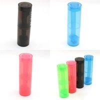 Huka Shisha Zubehör Mobile Shisha Abnehmbare Rauchen Tipps abnehmbare Kunststoff-Wasser-Piper Cup Muti Farbfilter Tipp 10jr C2