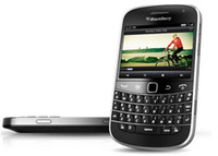 Original Blackberry Bold Touch 9900 Handys AZERTY QWERTY 2.8 Zoll WiFi GPS 5.0MP Kamera renoviert Smart-Phone