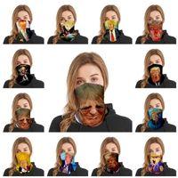 Moda Trump Trump Máscara bufanda mágica mujeres y hombres multi funcional de adultos conducción deportiva máscara máscaras del partido IIA261