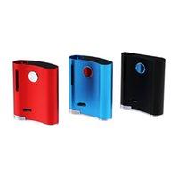 LTQ T-FLASK Boîte batterie Mod Préchauffez variable VoltageCompatitble avec la plupart des cartouches sur le marché Mini de poche design portable