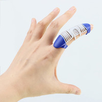 Finger Brace поддержки Корректор осанки 2 Размеры Алюминий Finger Рука Шинная Восстановление Боль Изгиб Деформация Коррекция