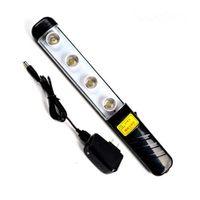 Lampada per la manutenzione ricaricabile delle lanterne portatili Lampada da lavoro anti-caduta con la forte emergenza di ispezione a LED magnetica