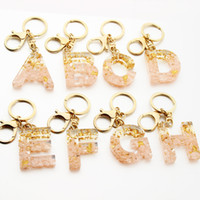 Gold Car keyrings Women Key Chains Accessories Fashion Perso...