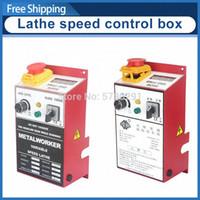 Kontrol Kutusu Montajı 7x14 Mini Torna hız kontrol kutusu SIEG C3 110V220V 350W Elektrik Devre levhası montaj OKiP #