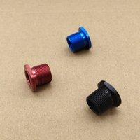 Aluminium Snuit Adapter Converteert 1 / 2x28 Draad naar 5 / 8x24 Discussie
