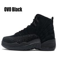 los hombres zapatos de baloncesto baratos XII 12 Concord oscuro gripe inversa juego de deportes zapatillas de deporte 12s Varsity Rojo Negro púrpura para hombre entrenador de atletismo