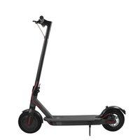 DE Reino Unido culata plegable Scooter eléctrico Para adultos niños plegable 500W E Kick scooters con la aplicación de dos Monopatín de la rueda llega en 7 días