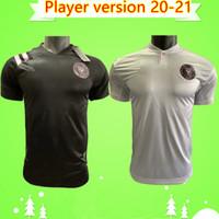 Jogador Versão 2020 2021 Inter Miami Socer Jersey Casa Away Black Black Beckham 20 21 Carranza Ben Suor Pellegrini MLS CF Futebol Camisas