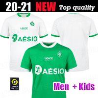 2020 2021 como santos etienne futebol jerseys khazri diony adulto mens maillot 20 21 asse st etienne beric aholou boudebouz camisas de futebol