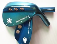 2017 Playwell جان باتيست JB501MW اللون الأزرق 50 57 الكربون الصلب مزورة رئيس الخشب رئيس الغولف إسفين الحديد تسكع