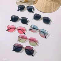 New box children polarized sunglasses 3031 fashion street snap and convenient sunglasses Marine pieces of glasses