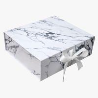 Customized картон Бумажная коробка Пользовательские жесткий картон Упаковка для подарков Box Магнит