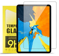 Pantalla de cristal templado protector para el iPad 2 3 4 Mini Aire / Aire2 Pro 2017 9.7 / 10.5 / 12.9 / 11 pulgadas