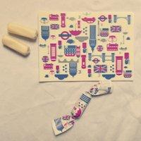 200pcs / lot teste padrão dos doces Wrapper Inglaterra Cidade Edifício caseiro DIY doce Packaging Paper Oil papel partido Twisting Wax