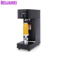 Beijamei Buvez des boîtes de bouteille de boisson à la machine d'étanchéité de la bière en aluminium Can Cola électrique Cola peut être scellant pour la boutique de thé au lait