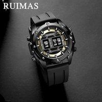 High-End Cross-Border Hot-venda Rymas Arrefecer rolo criativa Sports Watch Mens Fashion Business relógio de quartzo