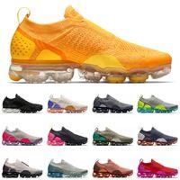 moc 2.0 yastık Üniversite Altın erkekler kadınlar Siyah Hafif Krem Yelken Gunsmoke Mika Yeşil eğitmen spor ayakkabılarını 36-45 mens koşu ayakkabıları