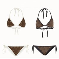 Y Sexy Bikini FF Luxury Swimsuits Brand Designer Swimwear Wo...