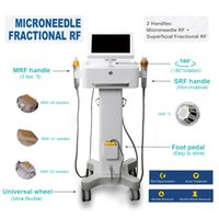 Newest Thermagic Fractional Radio Frequency rf micro needle thermagic flx face lift skin tightening and rejuvenation beauty machine