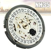 수리 도구 키트 자동 데이 캘린더 손목 시계 경량 날짜 기계 정확도 휴대용 시계 이동 교체 예비 부품