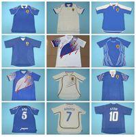 1994 1999 2002 Futebol Japão Retro Jersey Vinatge MIYAMOTO OGASAWARA TSUBASA Okano SOMA AKITA Kawaguchi Hattori OKAZAKI Futebol shirt Kits