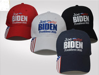 7 stilleri Joe Biden 2020 beyzbol kapaklar Biden bayrak Amerikan başkanlık seçimlerinde şapka Beyzbol Caps Yetişkin açık güneşlenme Spor Şapkalar LJJA4240
